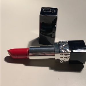 Christian Dior iconic red lipstick
